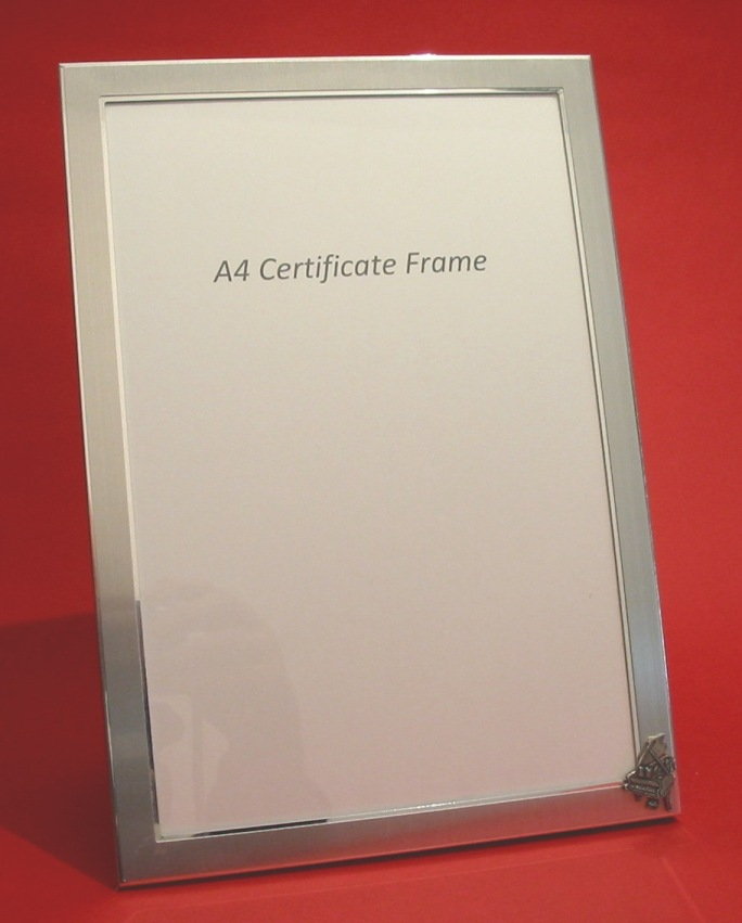 Piano Photo Frame A4 Certificate Portrait Frame Piano Music Teac