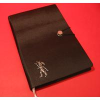 Chimney Sweep A5 Black Journal Wedding Good Luck Gift