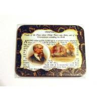 Charles Dickens Cup Mug Coaster Literary Collectable Gift