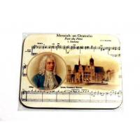 George Friedrich Handel Cup Mug Coaster Collectable Music Gift