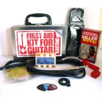 Music Gift Electric Guitar Accessory Kit inc Strap Tuner Strings