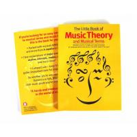Book of Music Theory and Musical Terms Student Teacher Gift