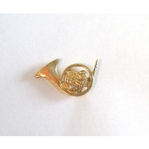 French Horn Pin Badge Orchestra Musician Music Gift
