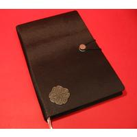 Celtic Knot A5 Black Journal Celtic Themed Gift
