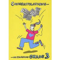 Celebrating Passing Grades Cards