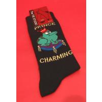 Frog Prince Men's Cotton Socks Theatre Performing Arts Gift Gift