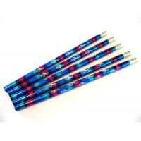 5 Treble Clef Rainbow Pencils Musician Student Teacher Gifts